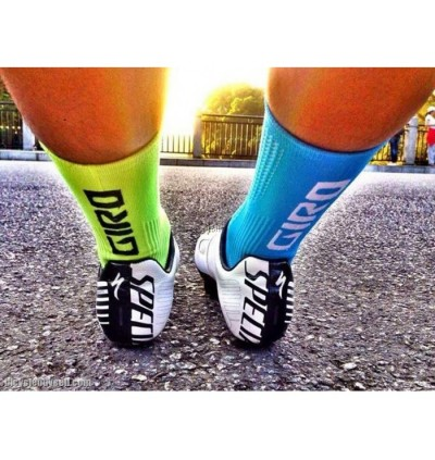 READY STOCK GIRO Cycling Sock  / SPORT SOCKS / GIRO SOCK - SGIRO