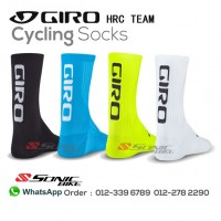 READY STOCK GIRO Cycling Sock  / SPORT SOCKS / GIRO SOCK - SGIRO