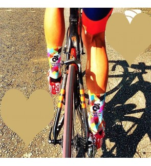 READY STOCK Cycling Socks Unisex SPORT SOCK CYCLING SOCK - Champion System
