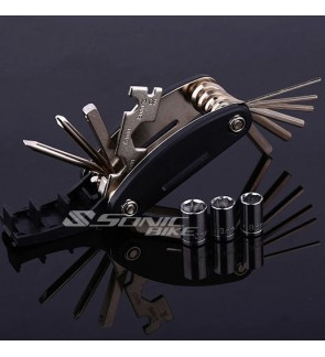 Bicycle Mulit-function Repair Tool Kit - TOOL
