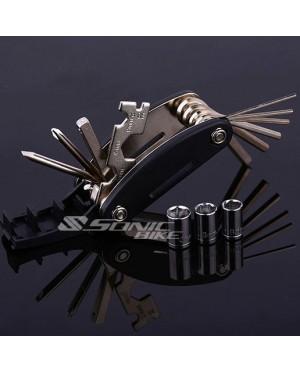 Bicycle Mulit-function Repair Tool Kit - TOOL