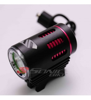 POWERFUL SONIC Eagle L2 LED + 13 mini LED Front Light with (8000mAh or 20000mAh Battery Pack)