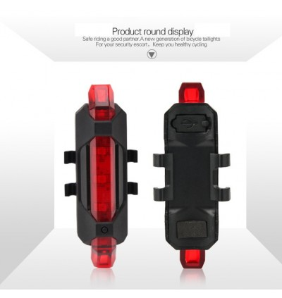 Bicycle LED Rear Lights / Tail Light / Blinkers - Rapid X