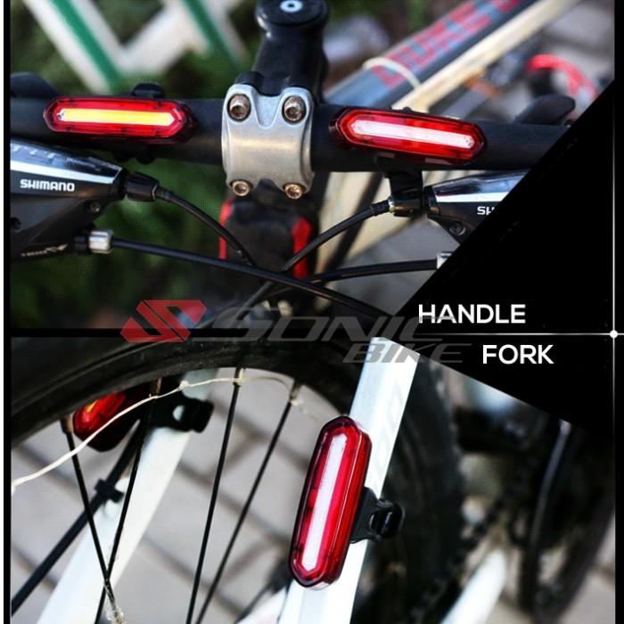 3 colors in 1 bicycle led blinker rear ligt tail light. Black Bedroom Furniture Sets. Home Design Ideas