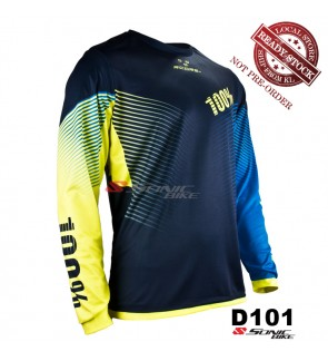 100% MTB Downhill Cycling Jersey / Motocross - D101
