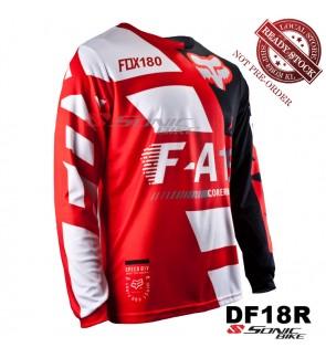 FOX MTB Downhill Cycling Jersey / Motocross - DF18R