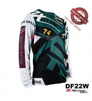 FOX MTB Downhill Cycling Jersey / Motocross - DF22W