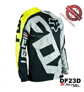 FOX MTB Downhill Cycling Jersey / Motocross - DF23D