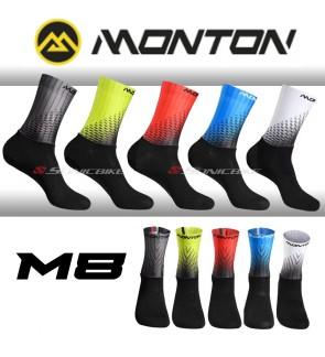 READY STOCK MONTON CYCLING SOCK 2019 - M8