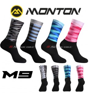 READY STOCK MONTON CYCLING SOCK 2019 - M9