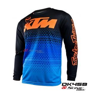 KTM MTB Downhill Cycling jersey  / Motocross / DK45B