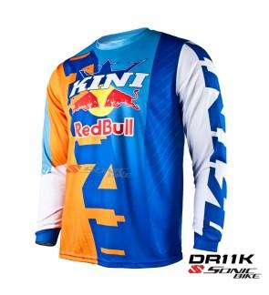 KINI Redbull MTB Downhill Cycling jersey  / Motocross / DR11K