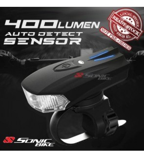 Bike Cycling Light Bicycle Front Light / Bicycle Flash /  SENSOR FLASH