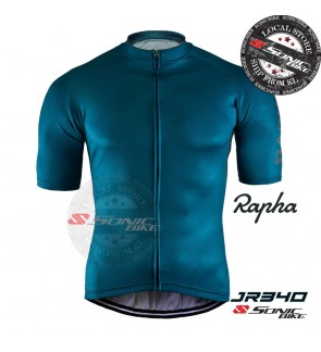 Rapha Design Cycling Jersey / Cycling Wear Blue-Green - JR340