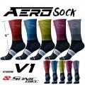 Aero Lycra Cycling Sock / Lycra Sock - V1