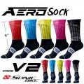 Aero Lycra Cycling Sock / Lycra Sock  / V2