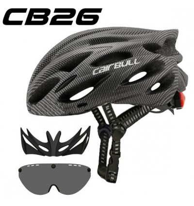 READY STOCK Cairbull Spark Cycling Helmet 3 in 1 Roadbike MTB  Aero Helmet / CB10