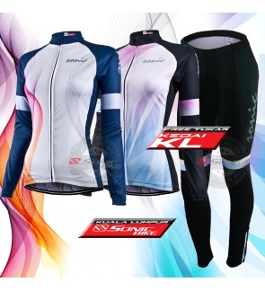 READY STOCK Women Cycling Jersey / Cycling Wear - F2 WS