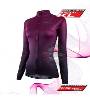 READY STOCK Women Cycling Jersey / Cycling Wear - F2 M