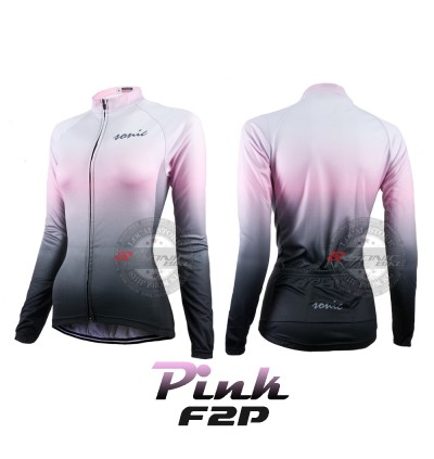 READY STOCK Women Cycling Jersey / Cycling Wear - F2 3 COLOR