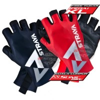 Ready Stock Cycling Glove / Fitness Half Finger Padded Glove - G TVR