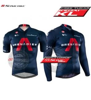 READY STOCK [ FREE RETURN ] Team GRENADIER INEOS 2020 Cycling Jersey / Cycling Wear - JI817