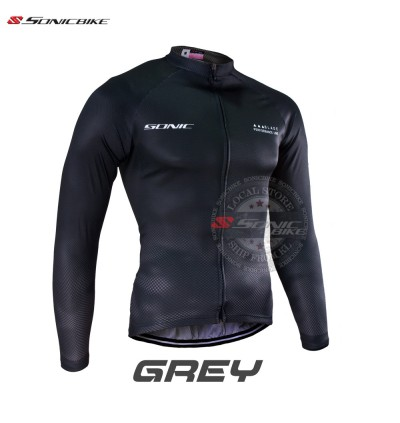 READY STOCK [ FREE RETURN ] Long Sleeve Cycling Jersey / Cycling Wear / SL9