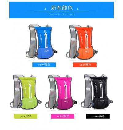READY STOCK ! Outdoor Hydration Bag / Running Vest Pack / Hiking Pack / Water Bladder / Bag - Junletu