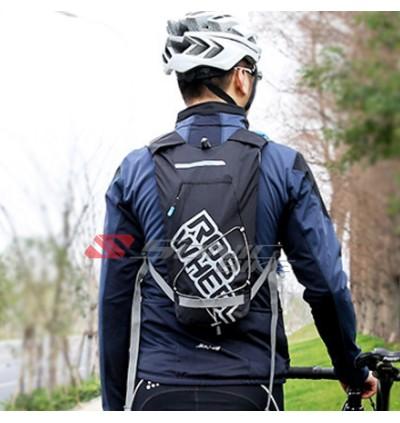 READY STOCK ! Outdoor Hydration Bag / Running Vest Pack / Hiking Pack / Water Bladder Bag - Roswheel Bag