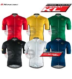 Ship From KL [ FREE RETURN ] Cycling Jersey / Cycling Wear - JL234