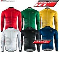 Ship From KL [ FREE RETURN ] Long Sleeve Cycling Jersey / Cycling Wear / JL923